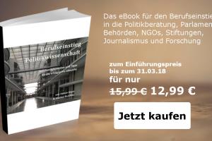 EBook: Berufseinstieg Politikwissenschaft