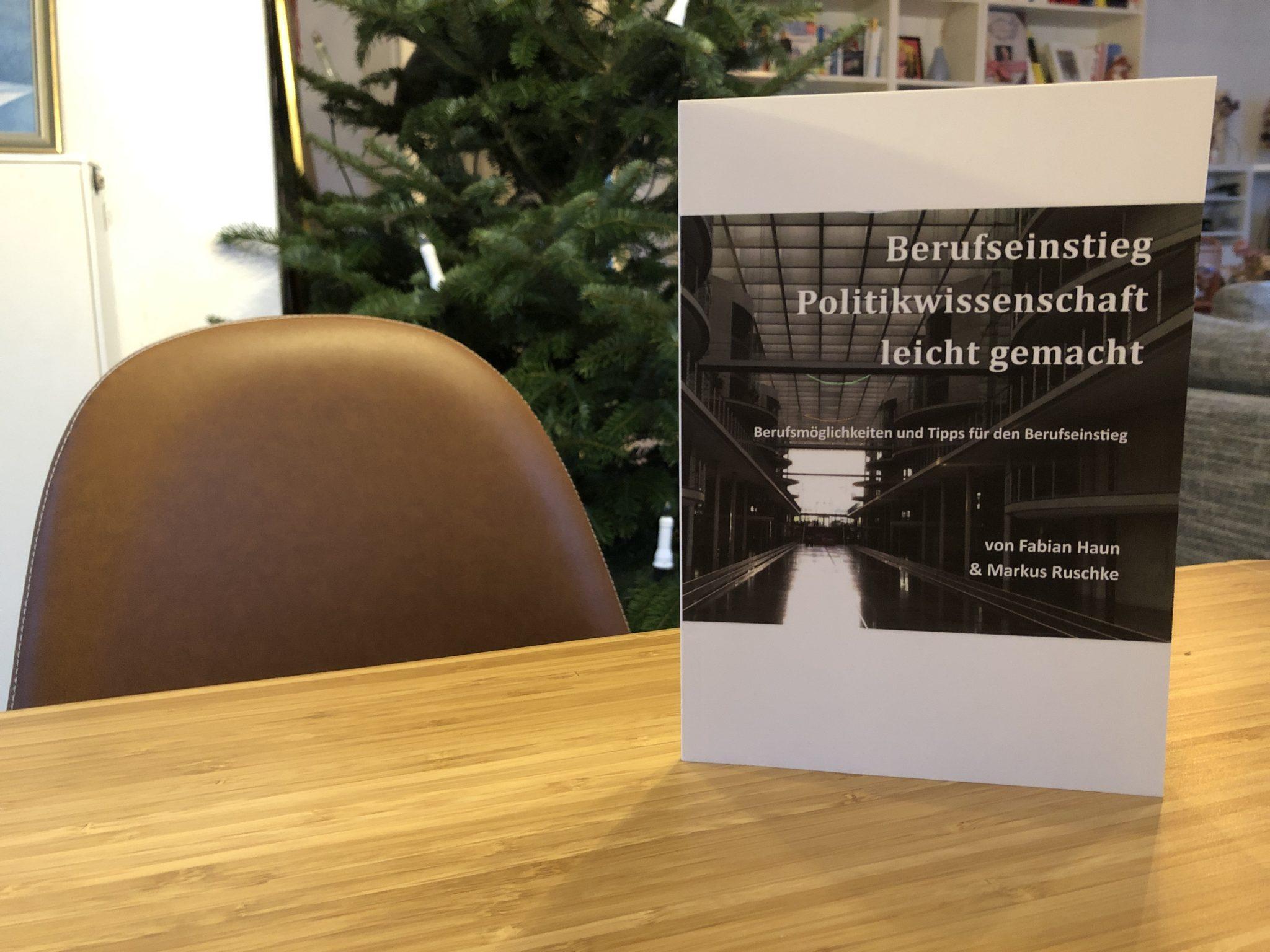 Praxishandbuch Berufseinstieg Politikwissenschaft Studieren