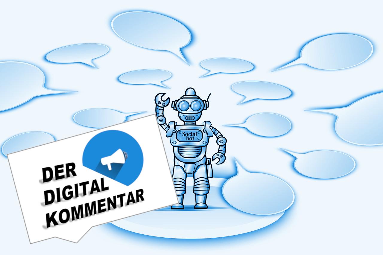 Digitalkommentar: Was Tun Gegen Social Bots?