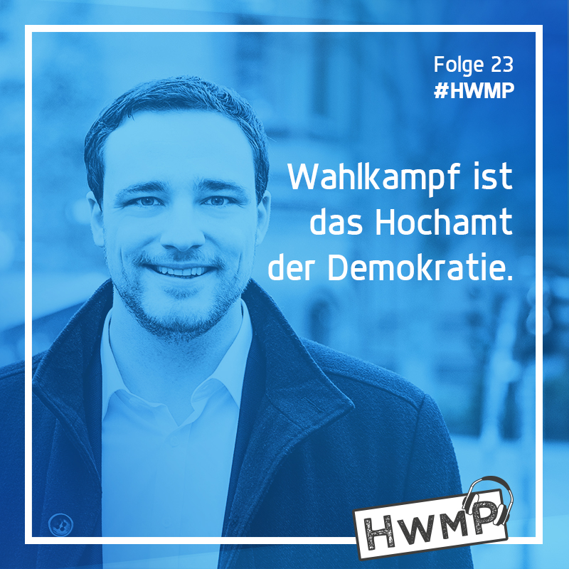 PODCAST: Hauptsache Was Mit Politik- | Folge 23 Mit Philipp Heißner MdHB