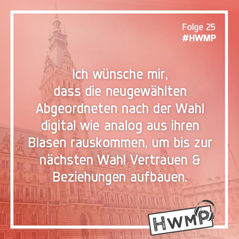 PODCAST: Hauptsache Was Mit Politik- | Folge 25 Mit Martin Fuchs Zur Hamburgischen Bürgerschaftswahl 2020