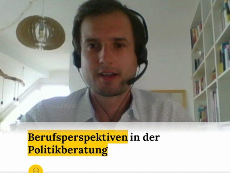 Berufe Politikwissenschaft